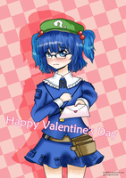 Happy Valentine's Day by CryogenicCereal