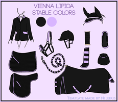 Vienna Lipica Stable Colours by Sevreyy