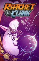Ratchet + Clank Issue 6 by CreatureBox