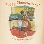 Happy Thanksgiving! by TheMaleNudeStock