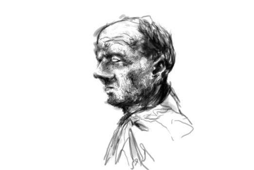 Sketch 6 by Paulie-Gualtieri