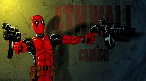 Deadpool by Canalus