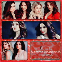+Photopack Pretty Little Liars 01-DyS 26~SPAT by Maga-Bellarina