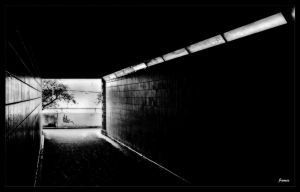 underpass by awjay