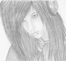 Andy Biersack by animatedcat