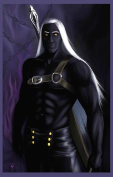 Son of Darkness by Nimunhan