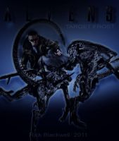 ALIENS: TARGET FROST by Rickbw1