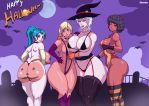 Girls HappyHalloween by 5tarex