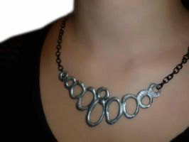 Just the necklace! by glo0bule