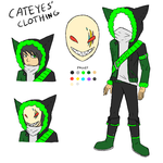 Cateyes' Clothes by Voxollous