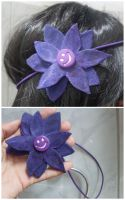 hair accessories by litttle-princess