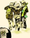 Band of BoyScouts by L-MakesArt
