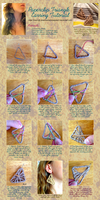 Paperclip Triangle Earring Tutorial by alisagirard
