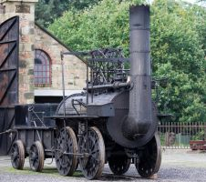 Beamish steam stock 19 by Random-Acts-Stock