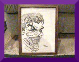 The Man Who Laughs Joker by HARLEYMK