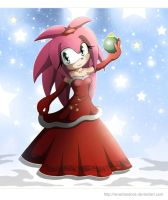 Christmas Spirit - Tanya by Dj-Reverberance
