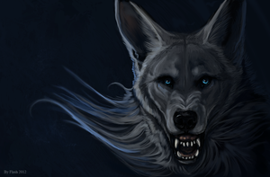 Stay away by FlashW
