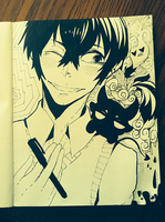inkDEMON by NANOKUMA