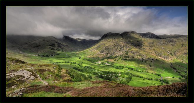 The Langdales by squareonion