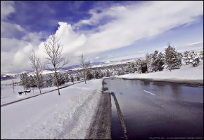 Snow Scapes by zoomzoom