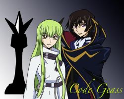 Lelouch x C2 by BenjiPrice