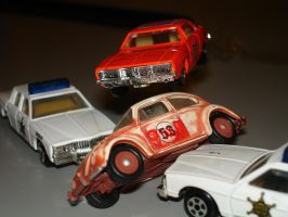 Herbie Goes to Hazzard 001 by LittleBigDave