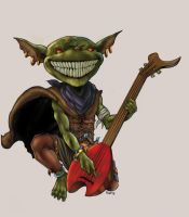 Pathfinder Goblin-RovigoComics2012 by tZuB