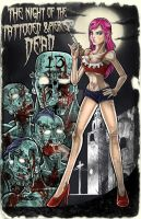 The night of the tattooed and pierced Dead by Frank-Cadillac