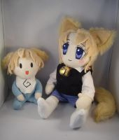 Gavin brothers plush set by pandari