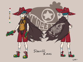 Character design by guisxxxx