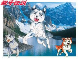 ginga brothers wallpaper by Lugiaisawesome