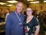 Me with Mark Rolston by gurihere