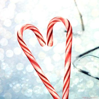 Candy canes by Iulia-Oprinesc