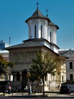 Biserica Coltea by Cipgallery