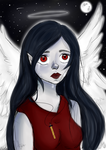 To become a memory  - Marceline by cristilou