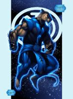 Blue Lantern of Hope Siberius by saber4734