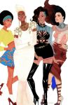 90s X-Fashion Realness by kevinwada