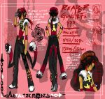 Anachrons: Reaper Gunstrife ref by perfectshadow06