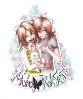 Muha and me by RokSeS