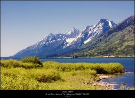 Valley of Teton - I by staind80