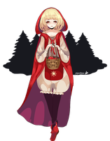 Red Riding Hood by pipelime