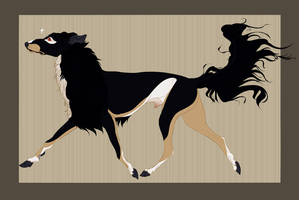 Akila Hound 269 - Lizzara by blackwing-fang