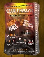 Night Club Flyer by dRoop