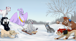 Winter Fun by Nightrizer