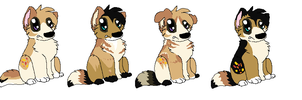 Pups for x-secludedsuicide-x by MUDDii