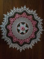 Irish Mystique Doily by koepr5333