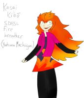new danganronpa 2 oc hella by bachurie