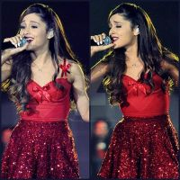 Ariana Grande's ~ Concert 02 by BetthinaRedfield