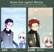 Improvement meme. by longestdistance