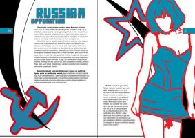 Russian Styled Magazine by yatesdav123